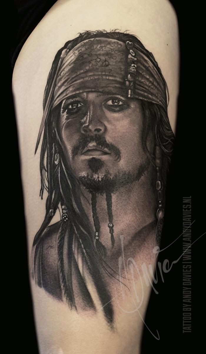 Andy Davies Tattoo Artist